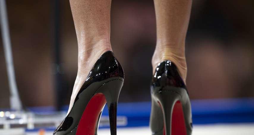 「強迫女性穿高跟鞋是性別歧視、性騷擾」日本上萬女性聯署「#KuToo」對高跟鞋說不