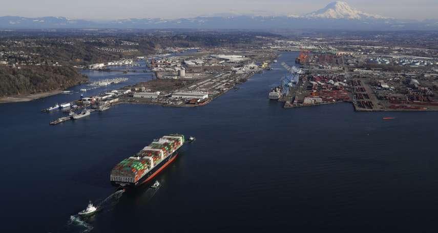 300字讀電子報》全球航運大阻塞!只有50%的跨國貨品能順利送達,短期內無解!