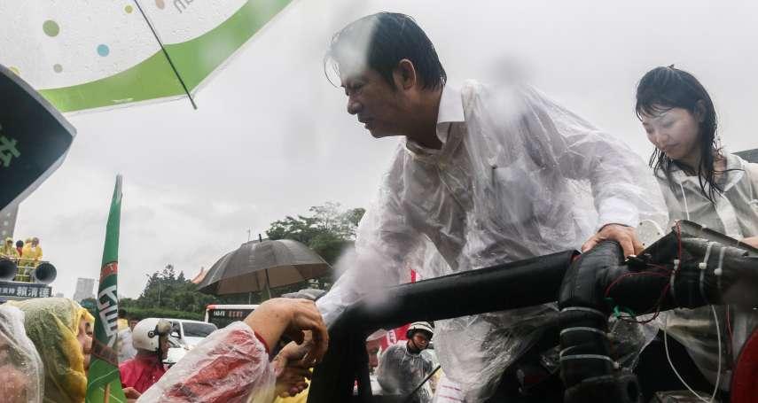 「讓你賣農產品,但犧牲台灣主權」 賴清德批九二共識不可取