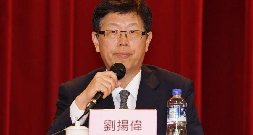 鴻海董事長劉揚偉上任近週年 法人關注集團布局