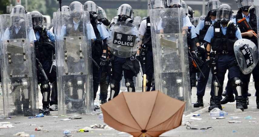 汪葛雷觀點:你是挺香港,還是唯恐香港不亂?