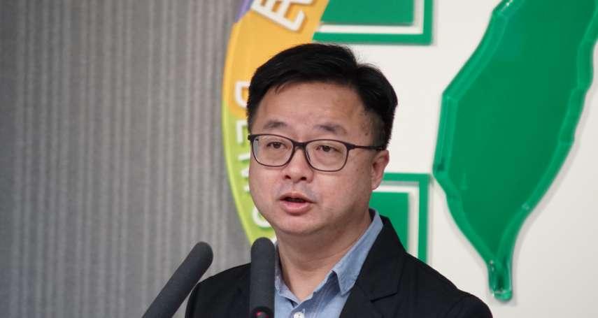 羅文嘉響應反紅媒遊行:台灣要有更強壯的民主體質、更嚴謹的民主防禦機制
