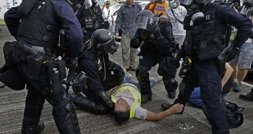 香港反送中》美國會議員推加強版《香港人權與民主法案》制裁與中國合作壓制香港人權人士