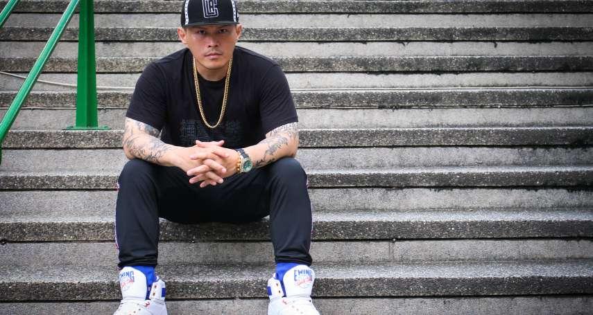 金曲專訪》從台灣囝仔到「大支校長」 嘻哈法門唱出眾生相
