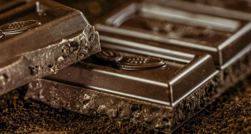 吃黑巧克力有7大好處!不但能護心臟、防中風,還有這些意想不到的效果