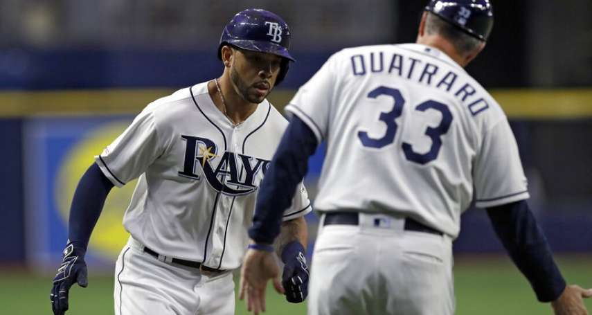 MLB》最低成本球隊打出六成勝率,明星賽僅一人上榜 光芒凡姆高喊不公
