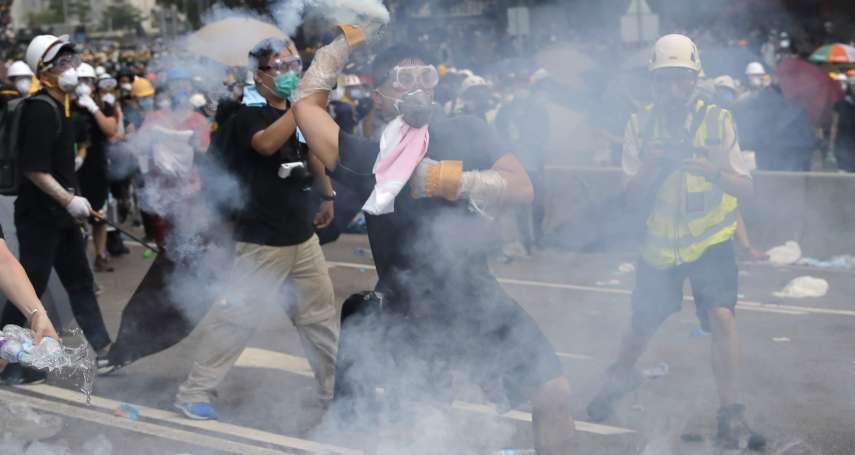 觀點投書:香港反送中,台灣應有唇亡齒寒的意識