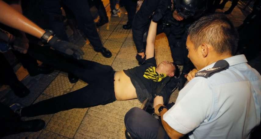 反送中示威》11名學生遭逮捕、傳警搜索大學宿舍 香港官員呼籲各方冷靜