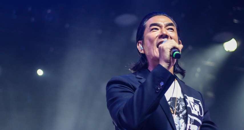 任賢齊首場高雄個唱 「打狗熱舞團」限定助陣