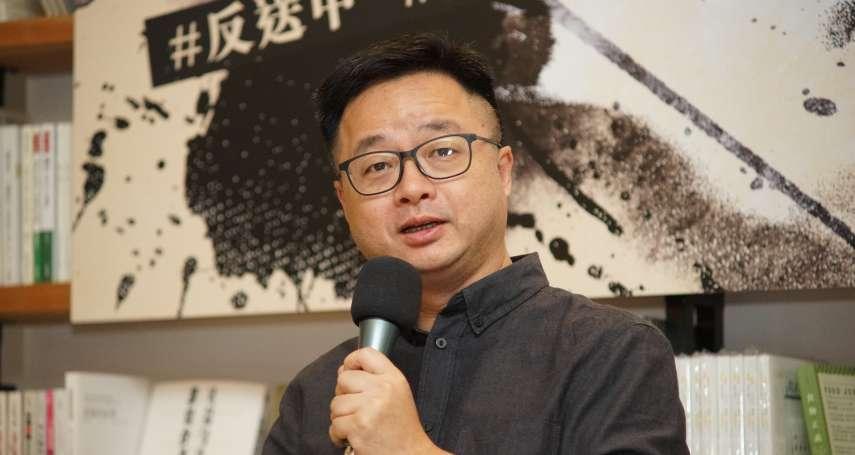 旺中集團大動作提告 羅文嘉:勿用濫訴恫嚇回應社會質疑