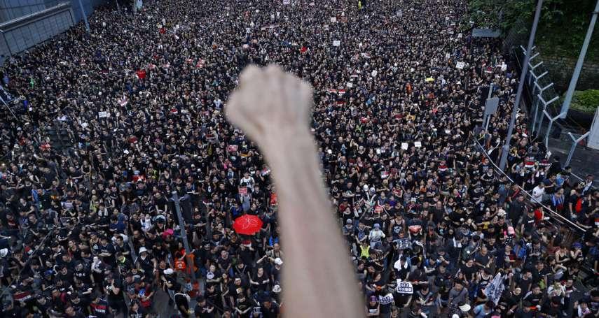 李忠謙專欄》習近平對台兜售的「一國兩制」,葫蘆裡究竟裝了什麼藥?請你一定要看清楚,香港這幾天發生了什麼事