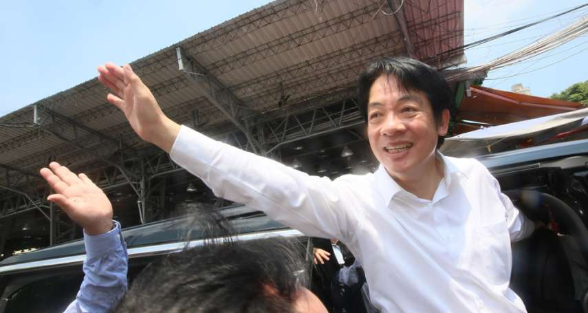 吳豐山專欄:話說副總統