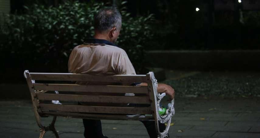 最貧困街友道台北「人吃人」煉獄:工作一整天時薪僅50,他為生存一再淪犯罪集團拋棄式工具