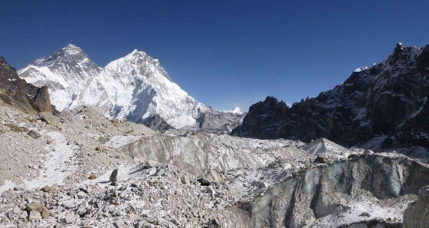 世界最高峰也難逃氣候浩劫……喜馬拉雅山年減80億噸冰,10億人恐遭受「毀滅性」影響!