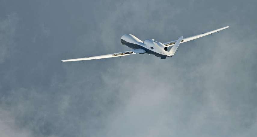 伊朗對美軍開火!革命衛隊擊落無人偵察機,伊朗司令薩拉米:這是我們給越界美軍的明確訊息