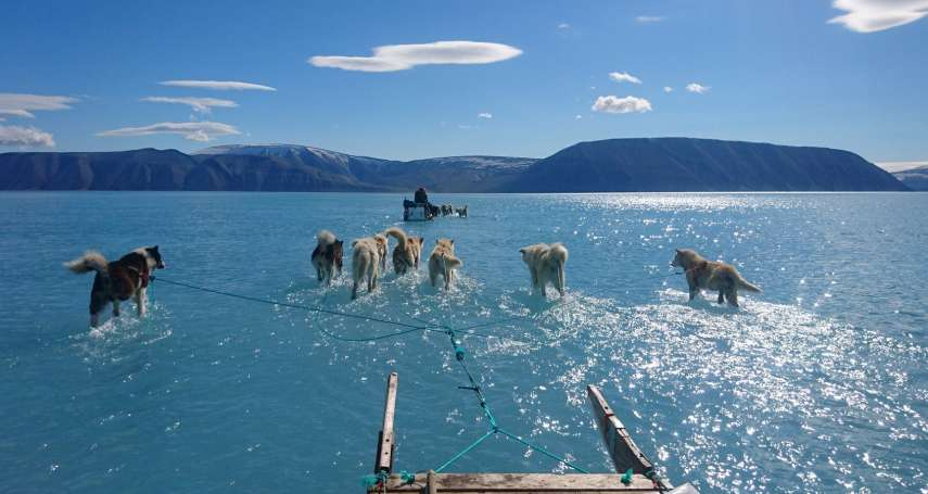 北極現在到底有多熱?一張照片讓氣象學家都嚇傻!這些原因讓冰層融光光…