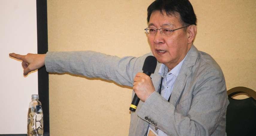 願重返國民黨列不分區立委!趙少康提出唯一條件