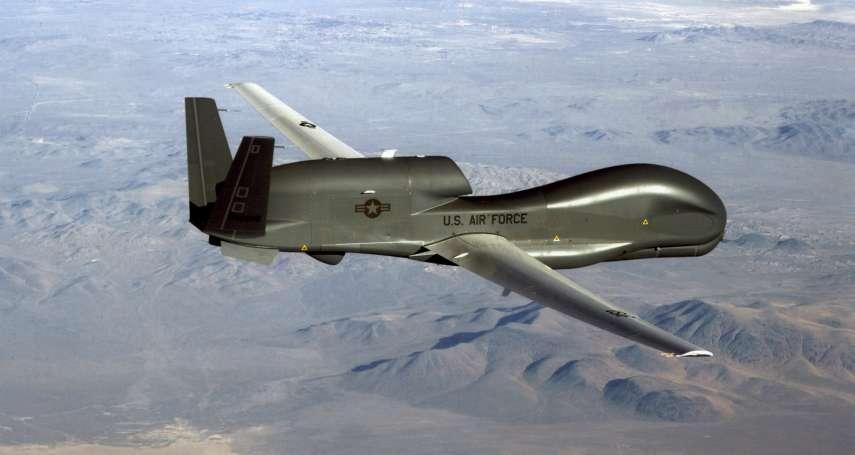 造價昂貴、墜毀又怕機體落入敵人之手……「全球之鷹」遭伊朗擊落,凸顯美軍無人機侷限?