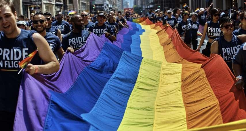 同志驕傲月》讓花都成為「彩虹之城」!不畏恐同仇恨反挫 巴黎市長以LGBT名人為街道命名