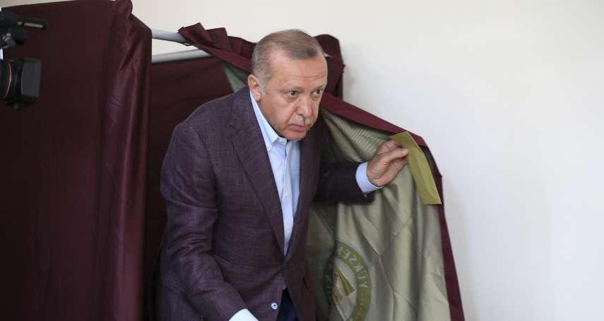 選舉輸不起搞重選,結果輸更慘!土耳其「奧步總統」艾爾多安丟人現眼