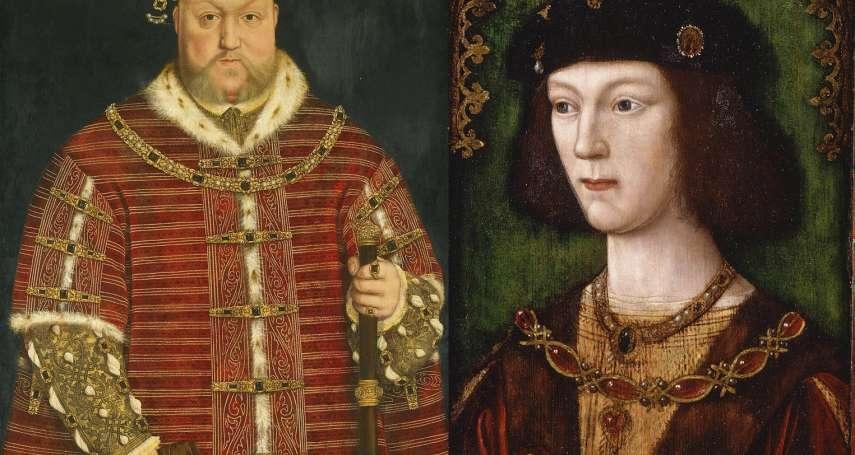 惹他不開心就被離婚、被殺害,誣陷老婆送她上斷頭台…英國史上最有名渣男﹣亨利八世