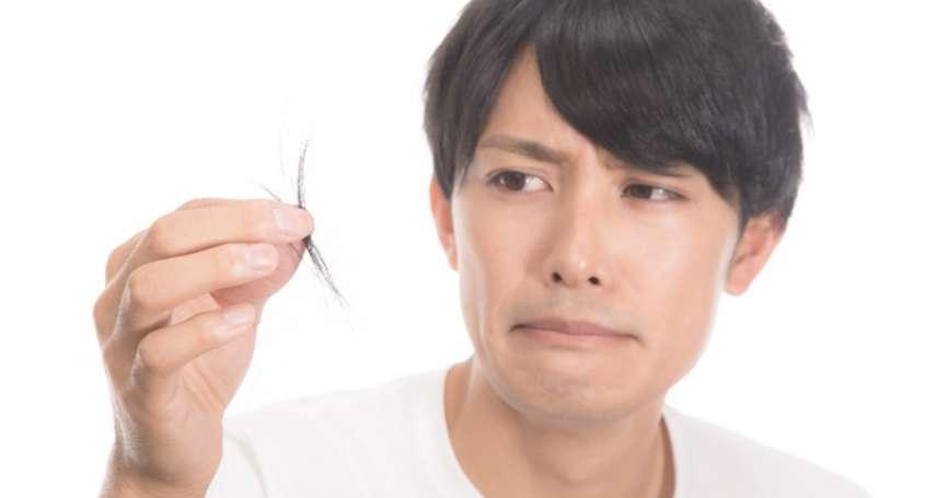 從頭髮能看出你的健康狀態!掉髮、白髮、太乾燥…要注意肝腎恐有這些問題
