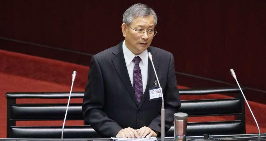 「人有權決定生命終止的方式」 大法官被提名人呂太郎:安樂死應設置特別法