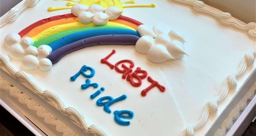 美國同婚合法化4周年》AIT歡慶同志驕傲月 谷立言:「愛最大」成台美新連結
