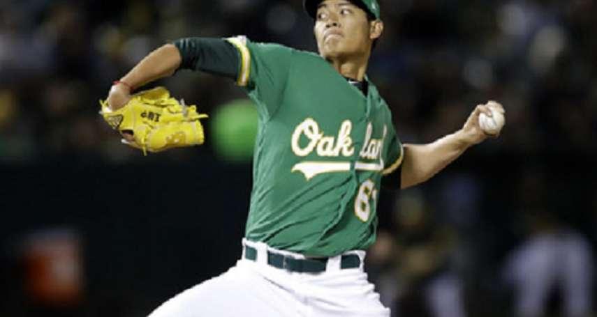 MLB》王維中有望回歸先發 外媒曝球團有意讓他擔任「開賽者」
