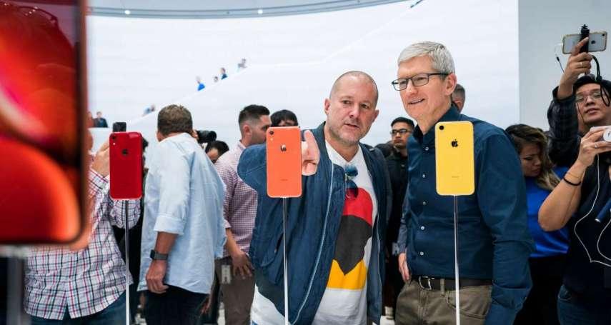 「他讓蘋果成為蘋果」首席設計師出走創業,蘋果市值恐損失90億美元
