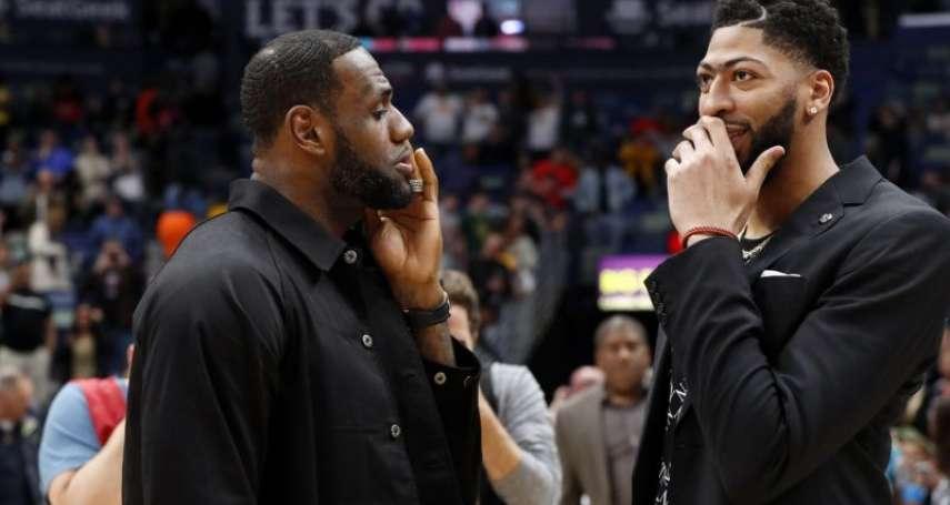 NBA》詹皇讓出23號球衣 再披6號征戰新球季