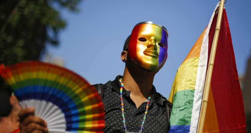 石牆事件50周年》數千人齊聚紐約暴動地點紀念同志運動濫觴 女神卡卡:LGBT族群應該自豪!