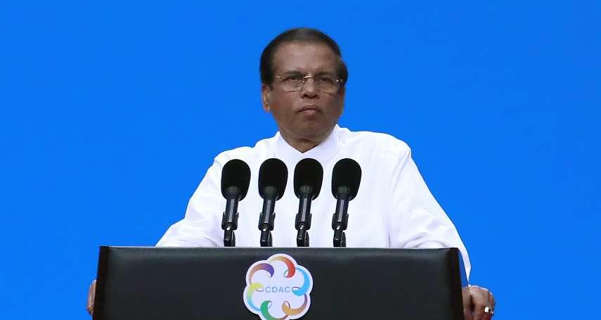 「誠徵劊子手2名」!效法菲律賓鐵血掃毒,斯里蘭卡時隔43年恢復執行死刑