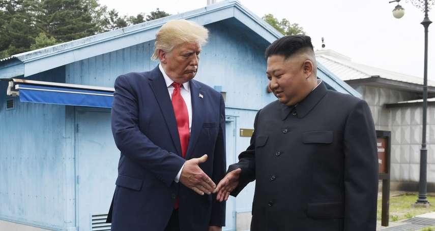 美國總統川普催促再見金正恩 北韓回嗆:對毫無用處的會談不感興趣