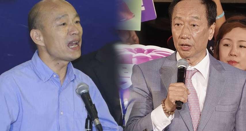 黃國昌:韓國瑜初選必勝,郭台銘應宣布獨立參選