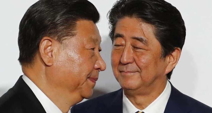 左正東觀點:安倍如何與中國打交道