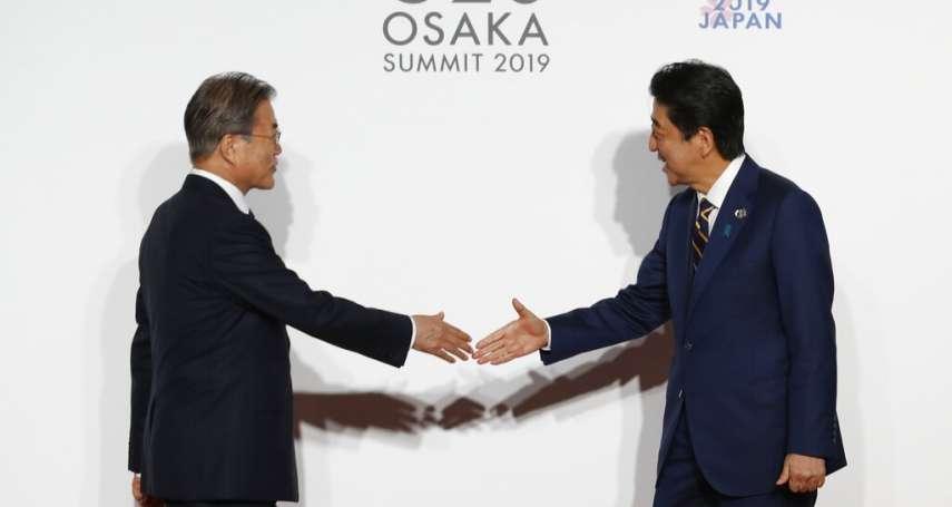 3個月前強硬通知日本「停止軍事情報合作」,青瓦台最後關頭「吞下去」:前面說的不算數,我們繼續合作吧