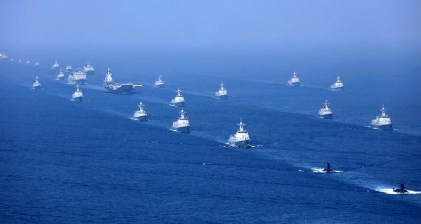 南海危機四伏》不爽美國軍售台灣F-16戰機 中國將在西沙群島軍演測試新武器
