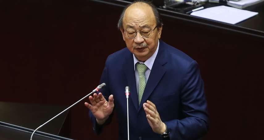 國民黨批管制退將赴中是「北韓化」  柯建銘:你們總統也不用選了