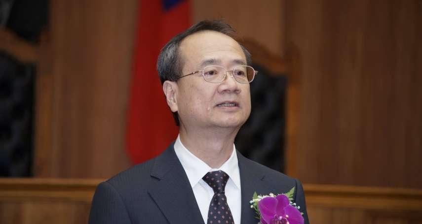 李震華觀點:欠缺憲法意識,司法改革不能成功