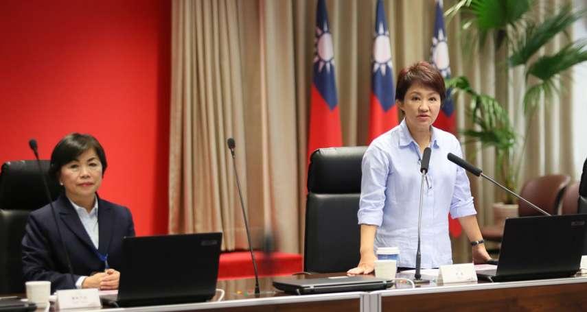 新新聞》滿意度六都居末的盧秀燕,會成藍營2020破口?