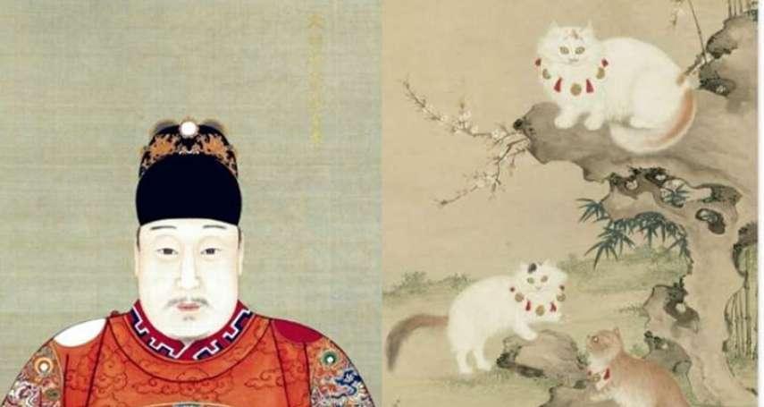 大明王朝變大喵王朝!古代貓奴比現代還瘋,看他們如何從皇帝到愛國詩人全都臣服在貓爪之下