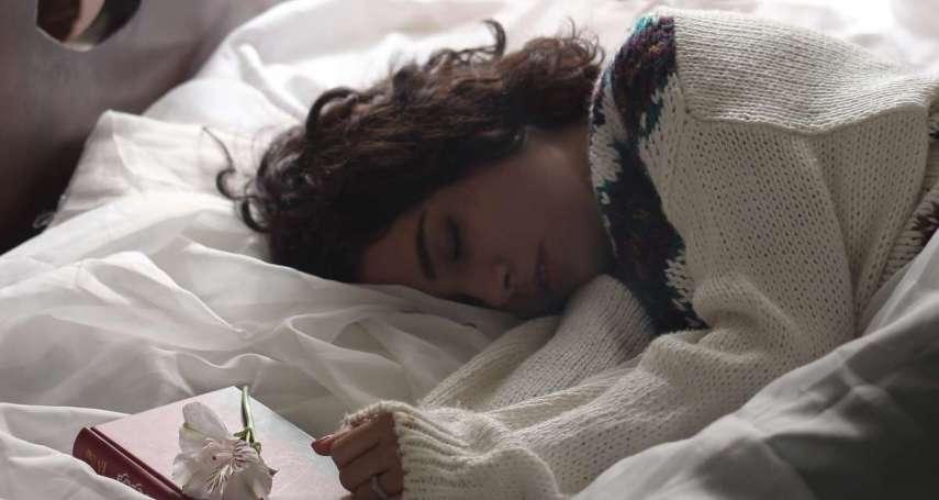 午睡不只精神好!研究證實兩大好處:可降低血壓,中風風險更低!