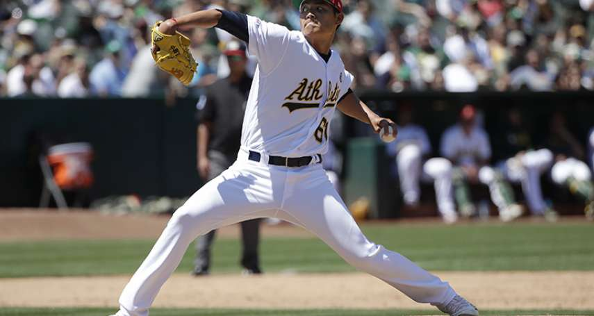 MLB》 王維中成功助球隊止血 本季大聯盟再進帳一勝