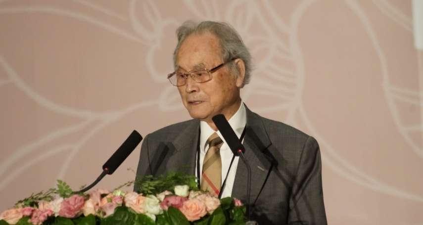 「台灣人43年都活在恐懼下」 白色恐怖受難者蔡寬裕:我們那年代要求「平安」,是要很用力的事情…