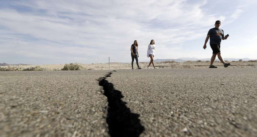「超級大地震」恐襲美國西岸?!南加州連日遭逢強震,科學家呼籲民眾做好準備