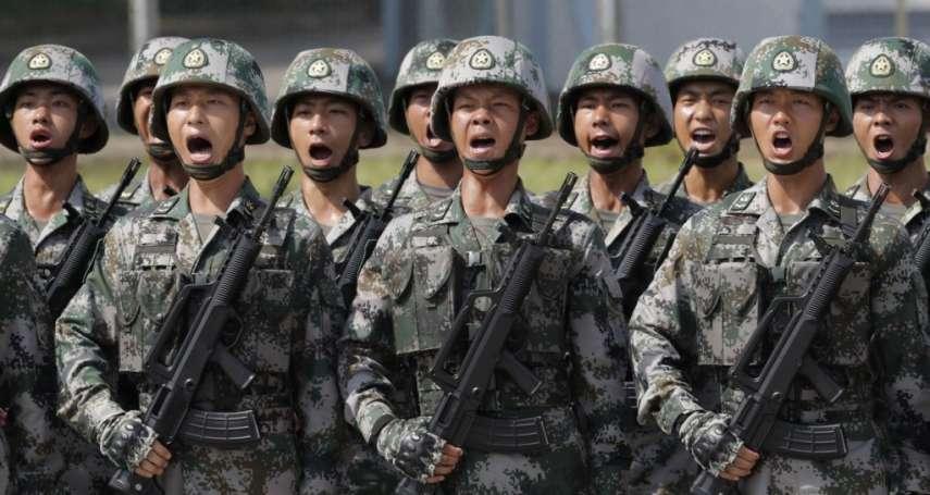 路透獨家》解放軍駐港司令對五角大廈官員「保證」:中國軍隊不會干涉香港事務
