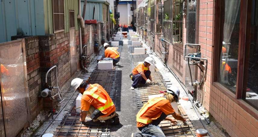 中市府加速汙水下水道接管率 特定區先審排水設備