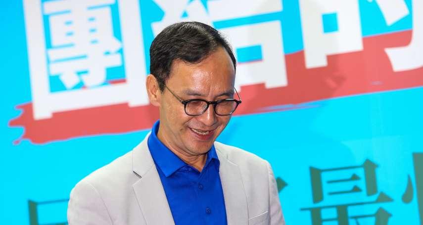 「郭台銘、韓國瑜出線都會少10%支持度」 朱立倫:我才是國民黨最大公約數