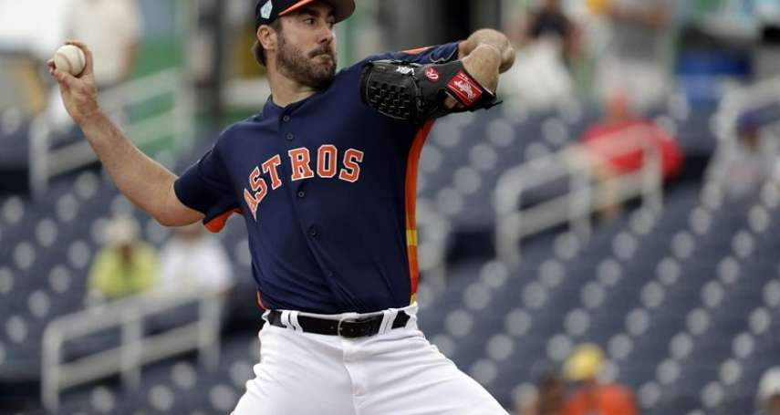 MLB》韋蘭德批聯盟使用彈力球 主席再度出面否認